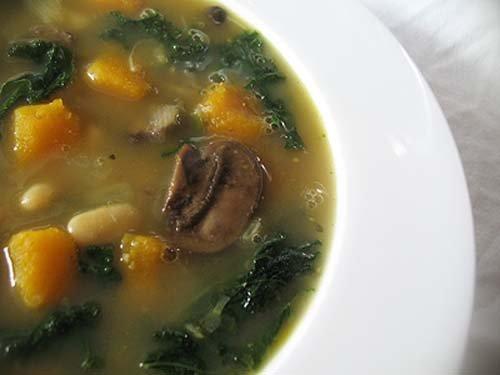 грибной суп рецепт из замороженных грибов лисичек