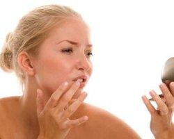 Народные средства от простуды на губе