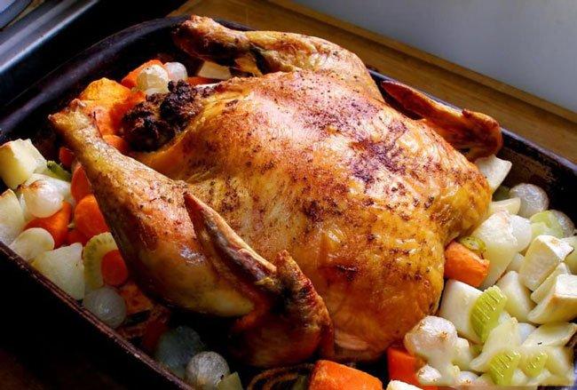Вкусная утка в духовке рецепт в домашних условиях 756