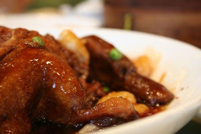 Рецепт приготовления утки на гриле в духовке