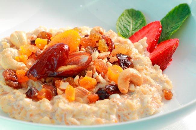 Рецепты полезных завтраков на неделю