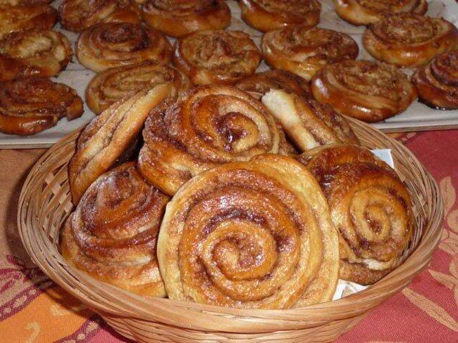 Рецепт сдобных сладких булочек пошагово 71