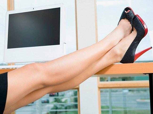 Признаки варикоза на ногах