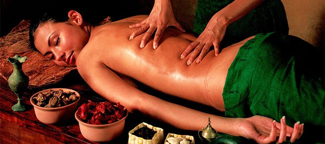 Техника проведения балийского массажа