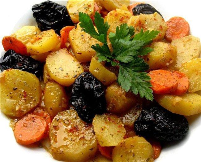 Интересные рецепты праздничного ужина