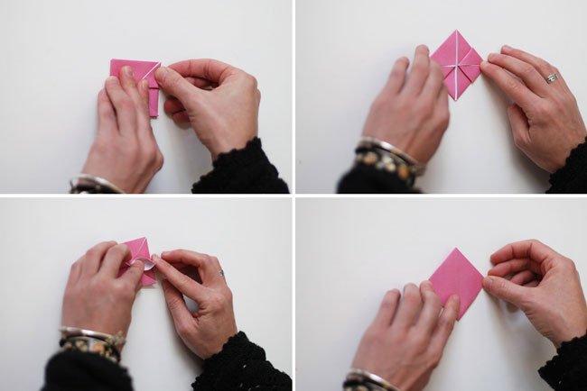Закладка своими руками из бумаги как сделать