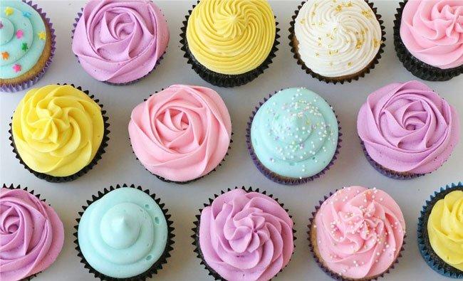 крем для торта цветнойрецепты фото