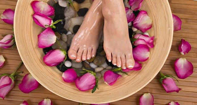Запах ног у мужчин как избавиться в домашних условиях 28