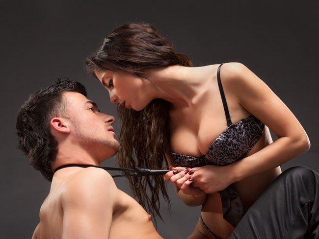 В сексе активная женщина порно