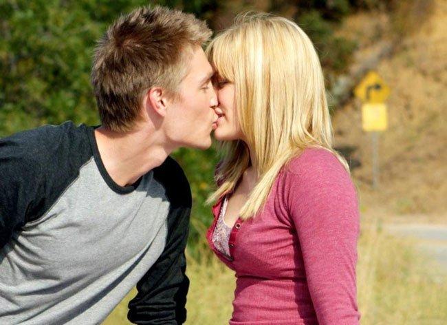 Куда следует целовать мужчину при сексе