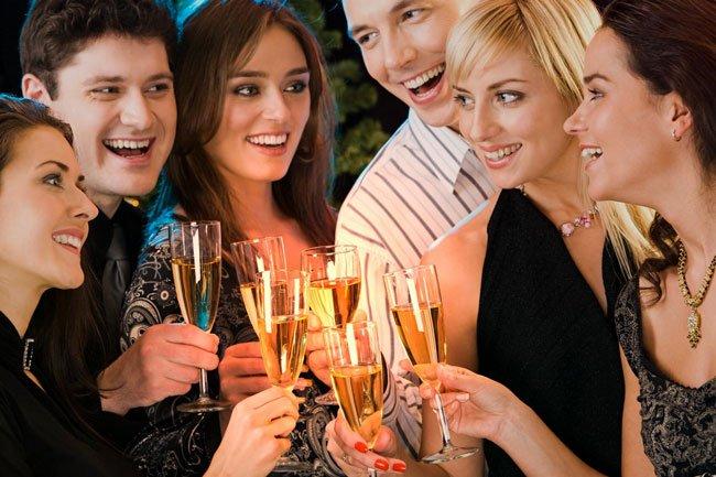 Сценарий праздник друзей