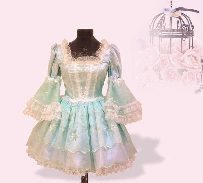Как сшить юбку к комбинированному платью