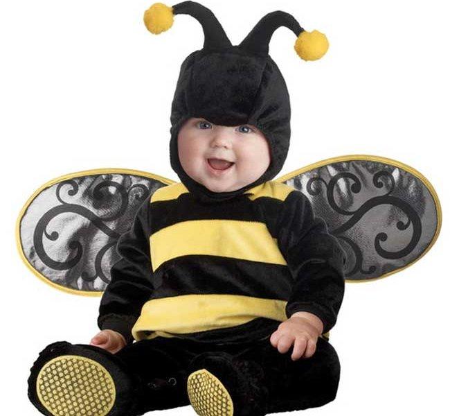 Ободок пчелки своими руками
