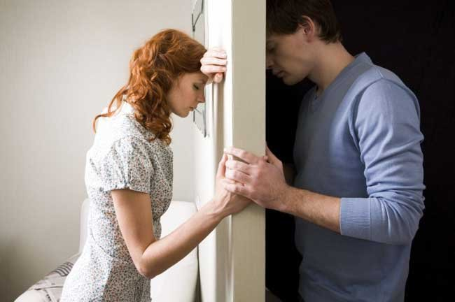 Если рассталась с любимым