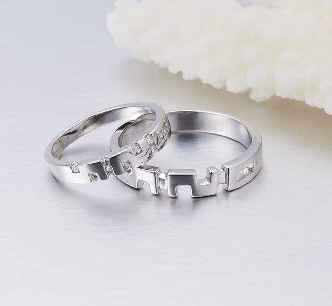 Серебряное кольцо в подарок значение