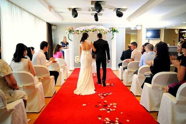 Что говорить на свадьбе тост