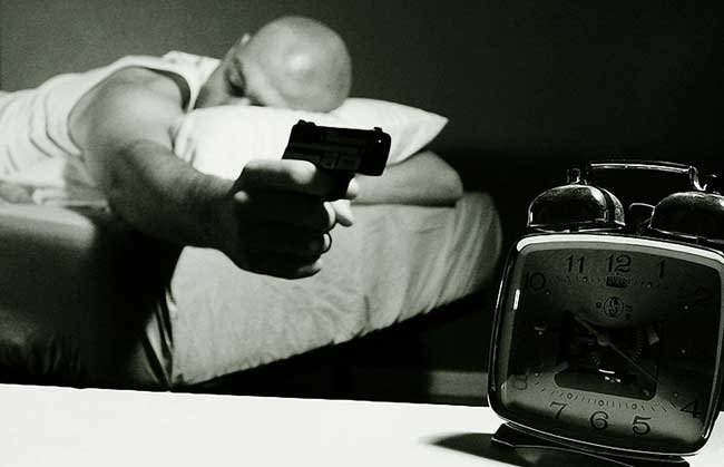 снится когда хотят убить