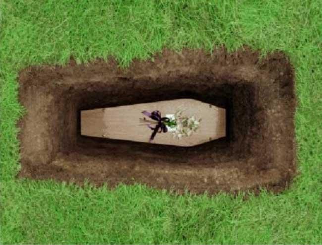 к чему снится гроб с умершим нести