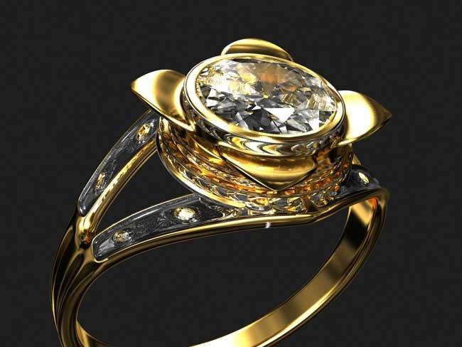 Сниться к камнем большим кольца чему с