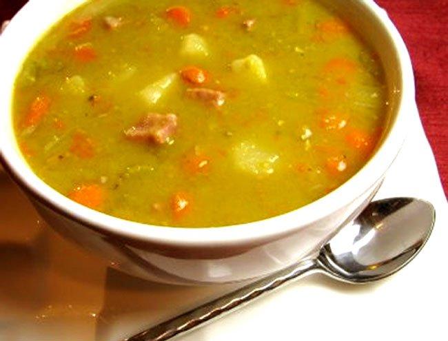 Как приготовить суп из тушенки