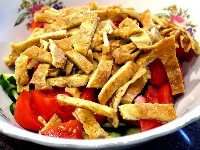 Рецепты из лаваша с курицей фото