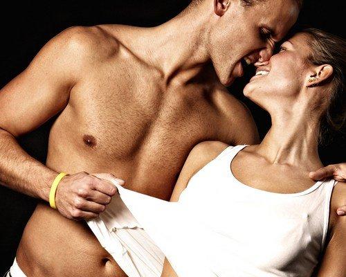 Сексуальный романтический вечер