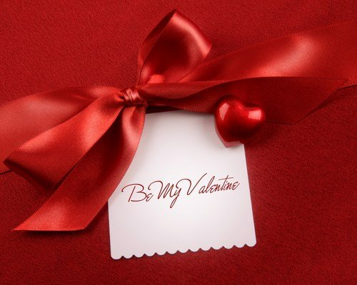 поздравить знакомую девушку с днем святого валентина