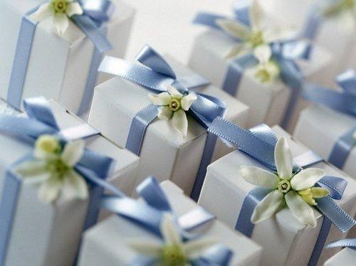 Подарки от молодоженов