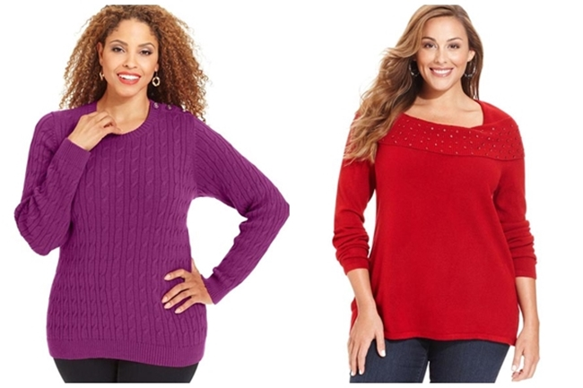 Пуловеры Для Полных Женщин Доставка