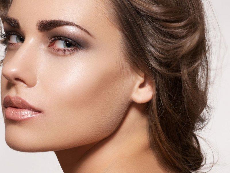 Цвет волос для серо-зеленых глаз.фото