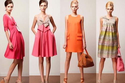 модная женская одежда весна-лето фото