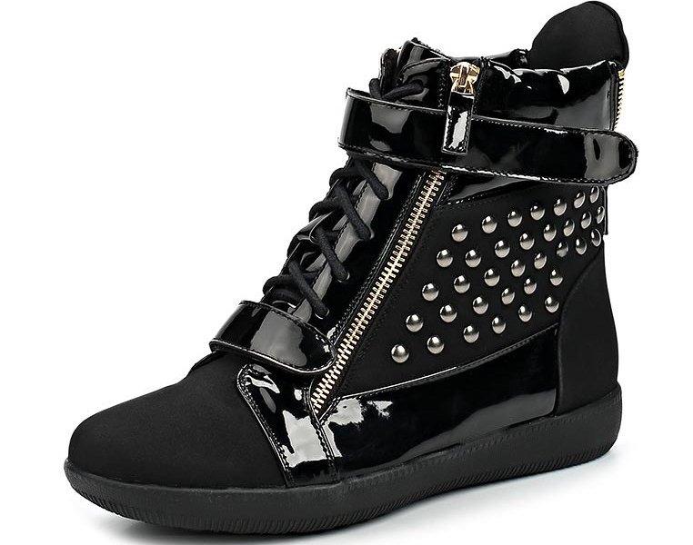 Модная весенняя обувь, фото