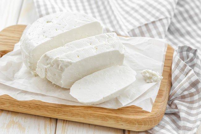 Сыр из кефира домашний 30