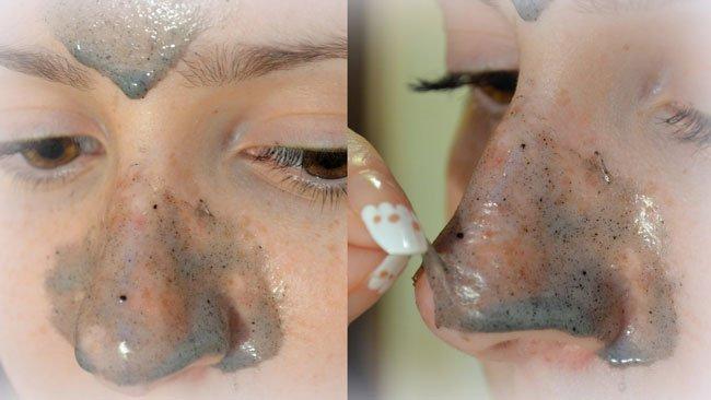 маска пленка из желатина