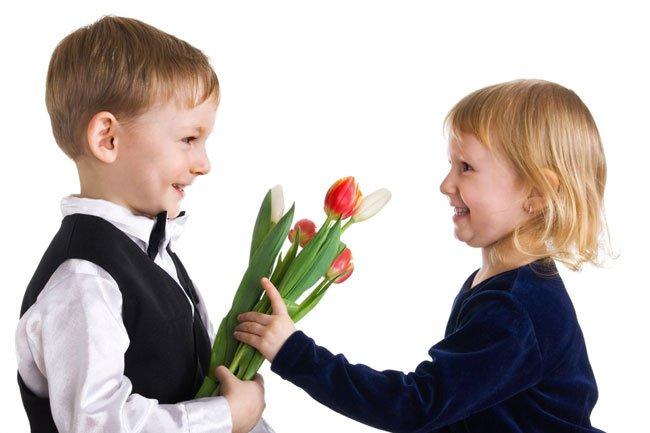 Праздник 8 марта для девочек в школе