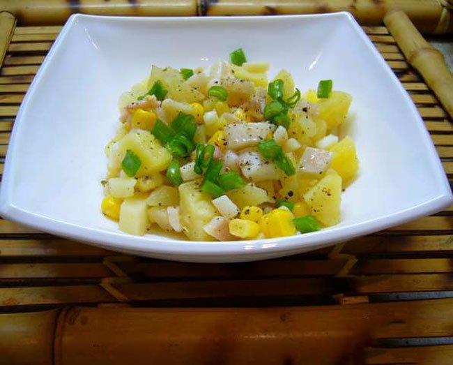 Рецепты блюда из банана и