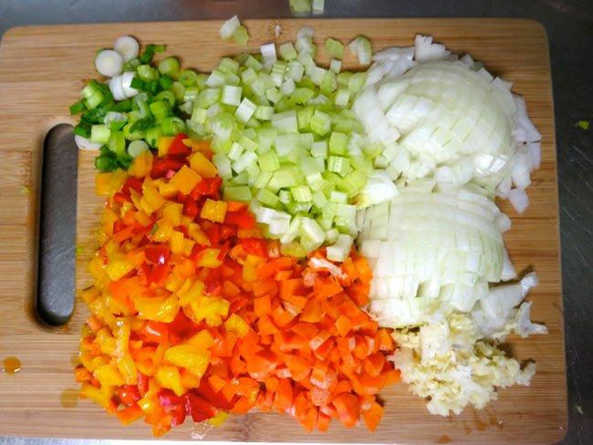 рецепт постного овощного рагу в мультиварке