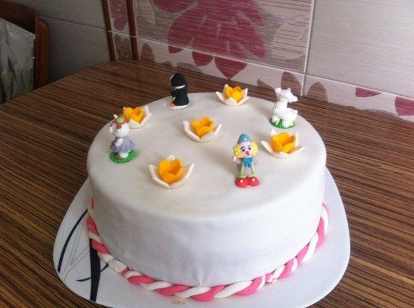 Как сделать кружева для торта своими 50