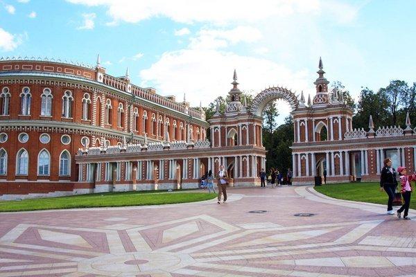 Самые красивые места москвы и области