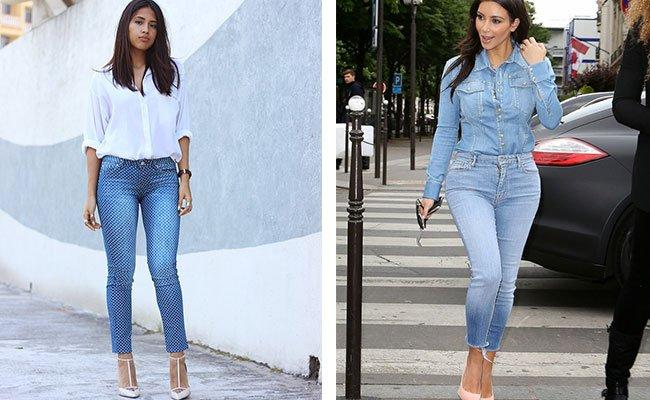 фото джинсы женские 2016