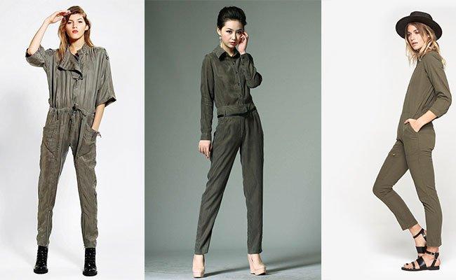 Успейте заказать модные женские комбинезоны на bonprix: разнообразие моделей от элегантных до спортивных и легких летних вариантов!