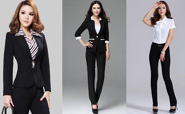 Женские офисные костюмы в хабаровске