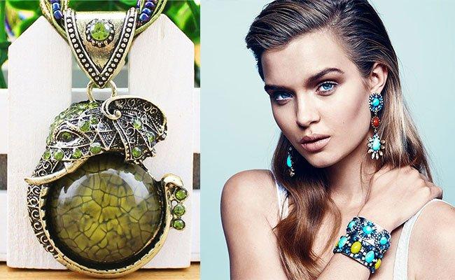 Модная бижутерия 2015: обзор самых модных летних украшений 2015 года