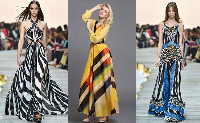 Модные сарафаныо 2020: фотоние платья