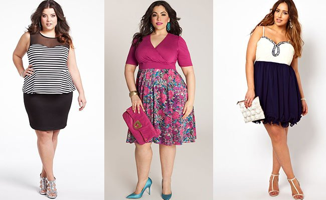 Юбки модные для толстых