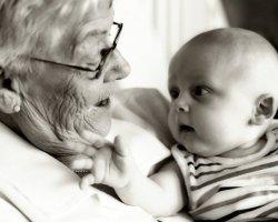 Поздравление для бабушки от внучки в прозе