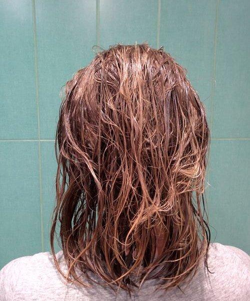 От выпадения волос на iherb