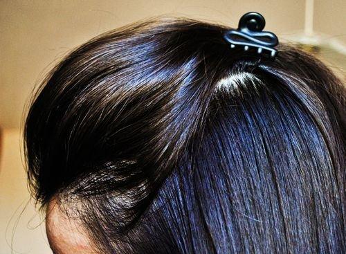 Народные средства при ломких волосах