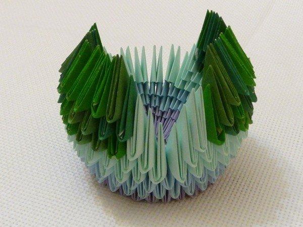Схема модульного оригами видео фото 679