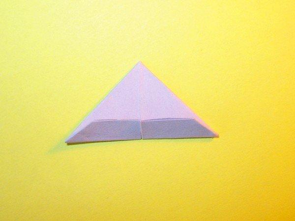 Как сделать модуль из бумаги пошаговое